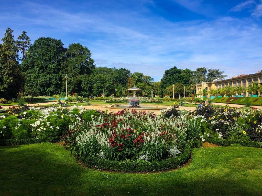 Parc du Thabor - Rennes