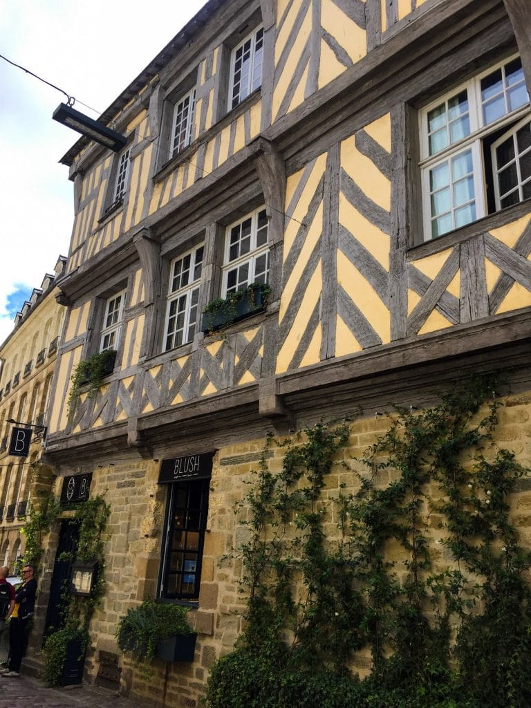 Architecture Rennes