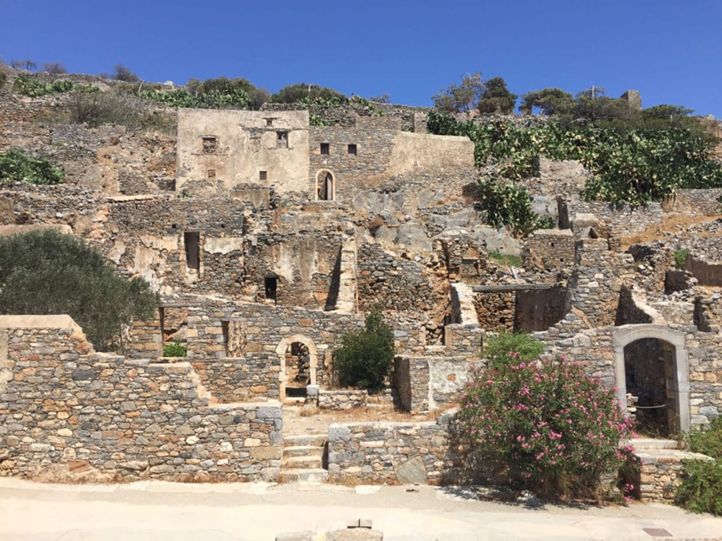 Ile de Spinalonga