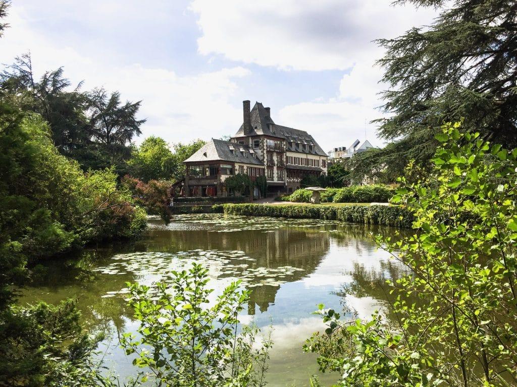 Hôtel Ar Milin près de Rennes
