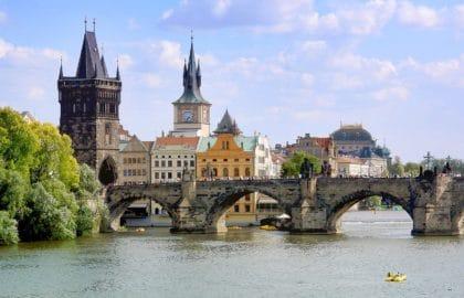 Visiter Prague en trois jours
