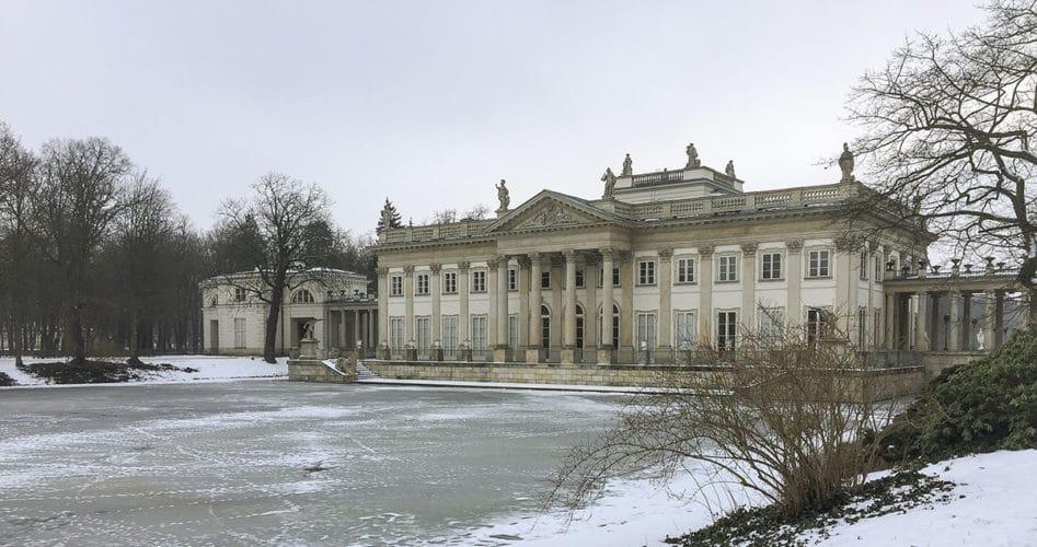 Lazienki_Varsovie