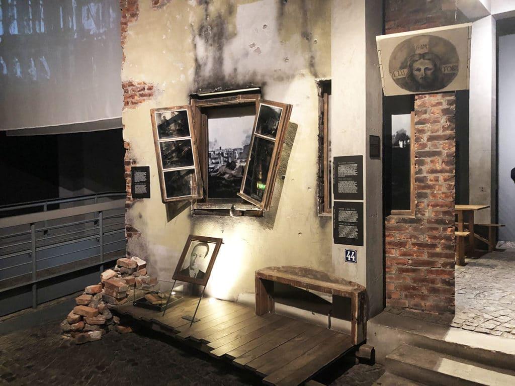 Musée Insurrection Varsovie