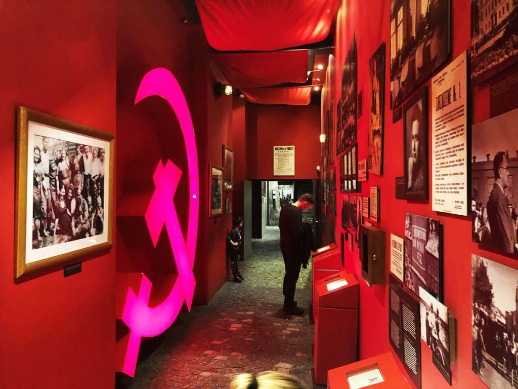 Musée Insurrection Varsovie 2