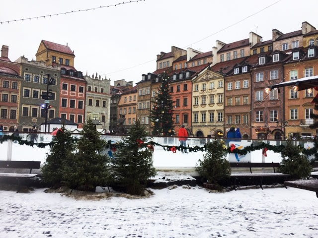 Vieille Ville Varsovie 2