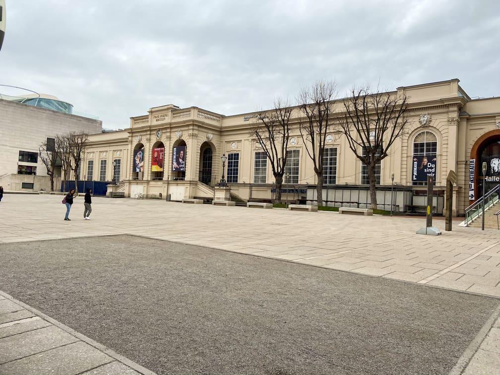 Museum Quarter - 3 jours à Vienne