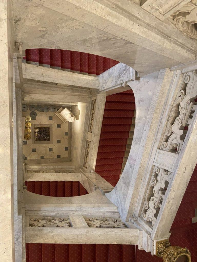 Visiter Vienne en 3 jours - Palais de Hofburg - Appartements impériaux