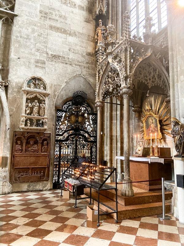 Visiter Vienne en 3 jours - Cathédrale Saint Etienne