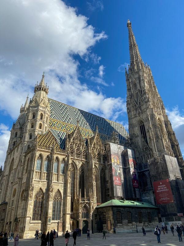 Visiter Vienne en 3 jours - Cathédrale Saint-Etienne