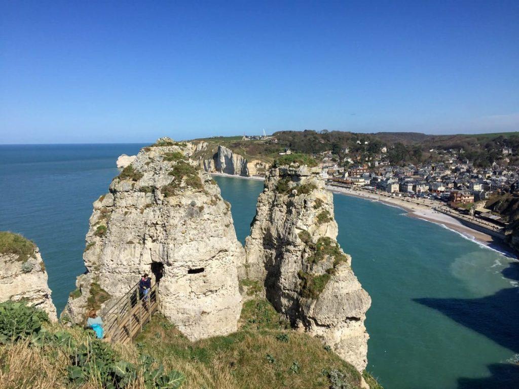 Côte d'Albatre - Normandie - Etretat