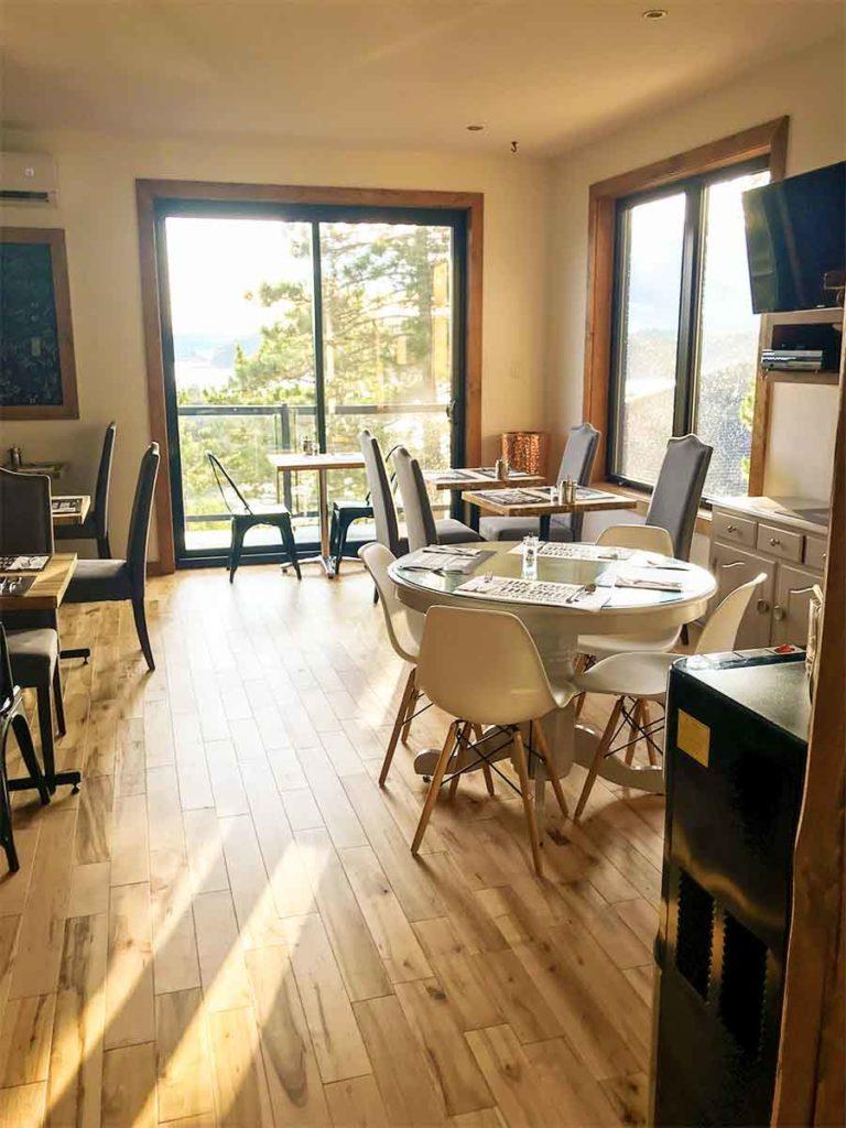 Gite du Haut des Arbres - Hébergement Fjord du Saguenay