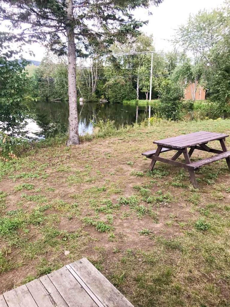 Camping Baie Saint Paul Québec
