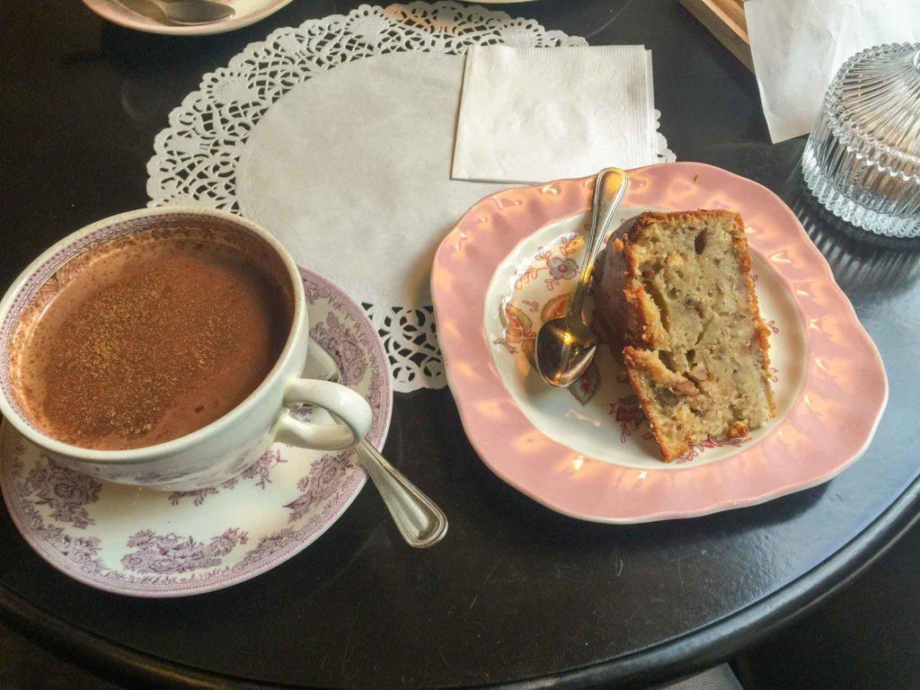 Salon de thé Rouen Dame Cakes