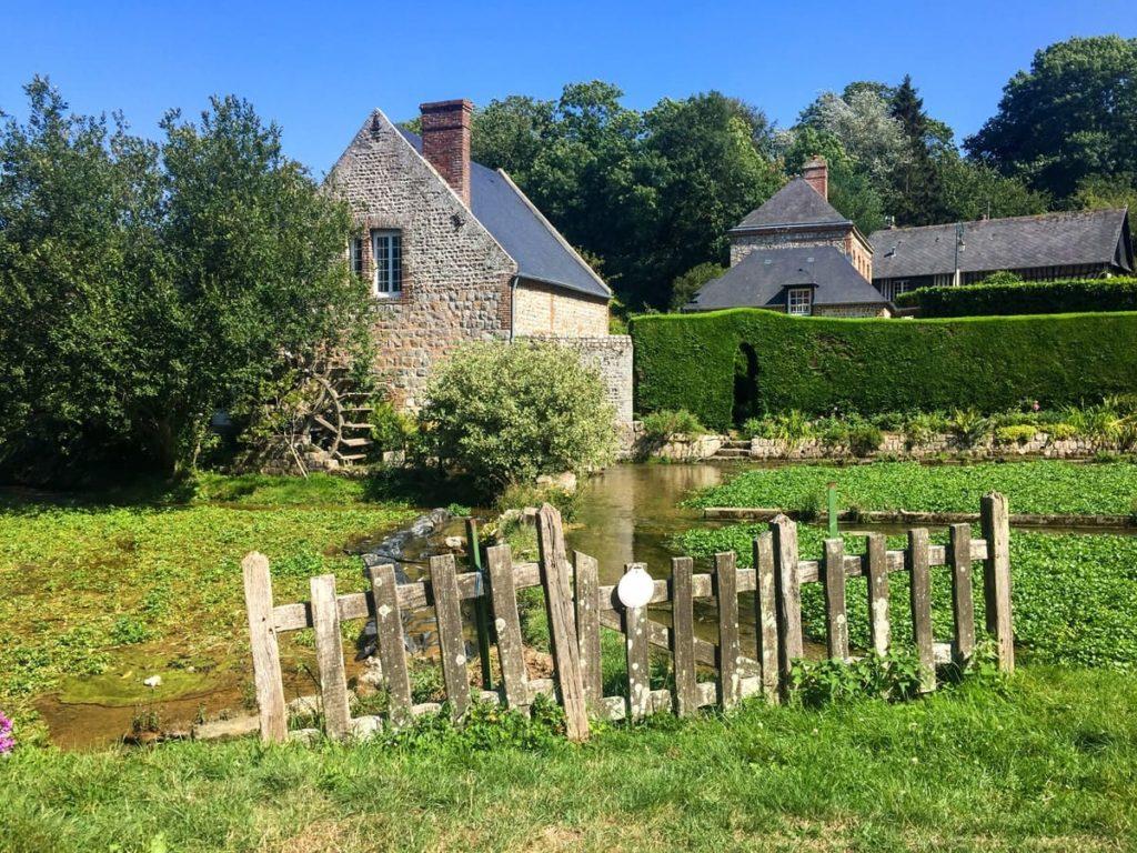 Visiter la Normandie - Veules-les-Roses