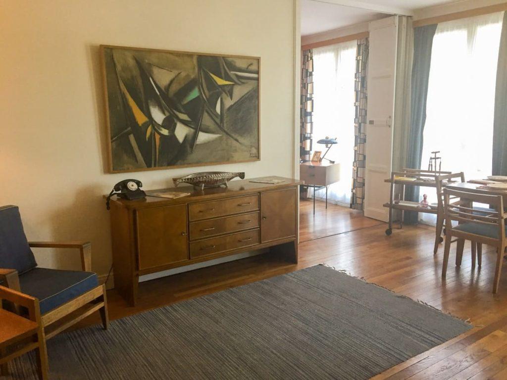 Visiter la Normandie Appartement témoin Le Havre Auguste Perret